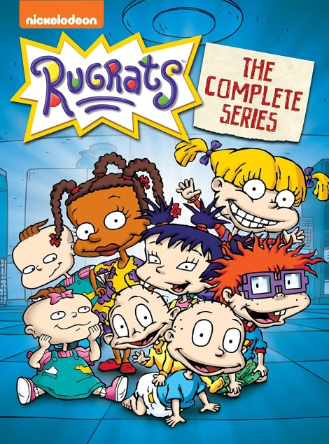'Rugrats: The Complete Series'; Arrives On DVD May 18, 2021 From Nickelodeon - Paramount 3