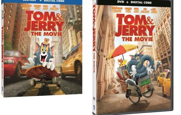 tom and jerry 2021 blu ray
