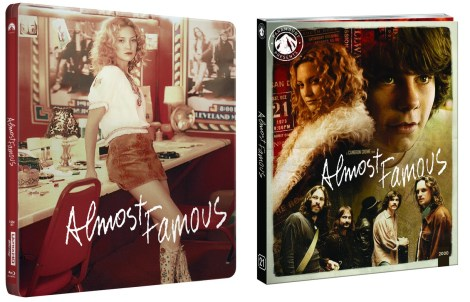 almost famous paramount presents blu ray
