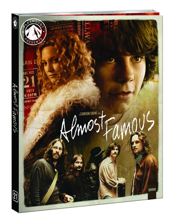 'Almost Famous'; Arrives Newly Remastered On 4K Ultra HD & Paramount Presents Blu-ray July 13, 2021 From Paramount 7