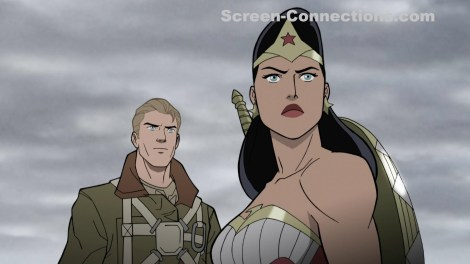 [Blu-Ray Review] 'Justice Society: World War II'; Now Available On 4K Ultra HD, Blu-ray & Digital From DC - Warner Bros 10