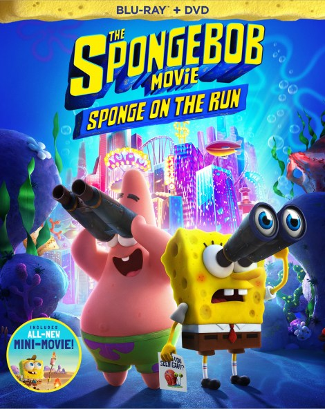 'The SpongeBob Movie: Sponge On The Run'; Arrives On Blu-ray & DVD July 13, 2021 From Paramount 6