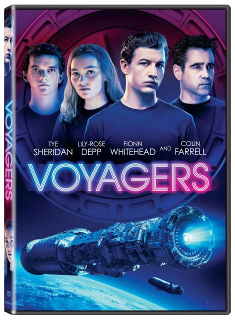 'Voyagers'; Arrives On Digital June 8 & On 4K Ultra HD, Blu-ray & DVD June 15, 2021 From Lionsgate 4