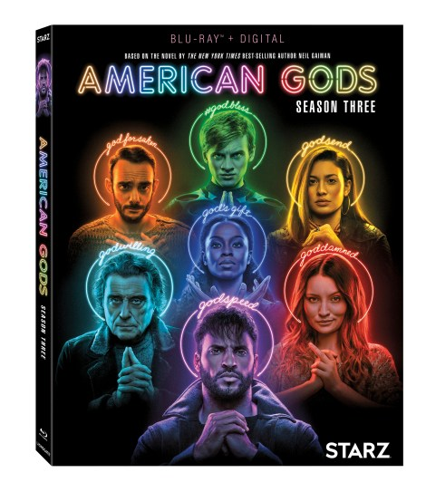 american gods season 3 blu ray
