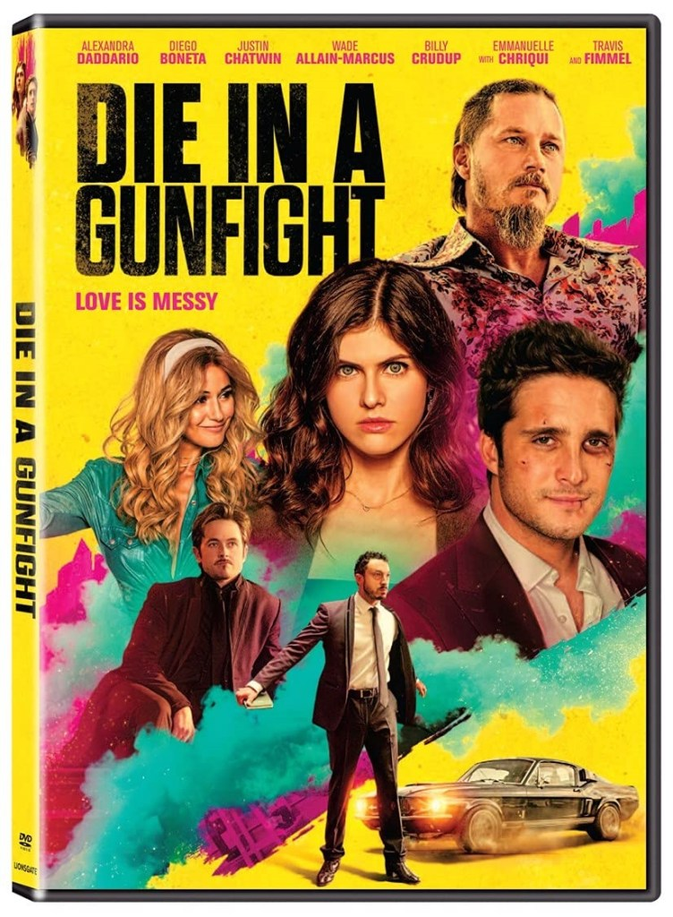 'Die In A Gunfight' Trailer, Artwork & Release Info: Arrives In Theaters, On Digital & On Demand July 16; On Blu-ray & DVD July 20, 2021 From Lionsgate 2