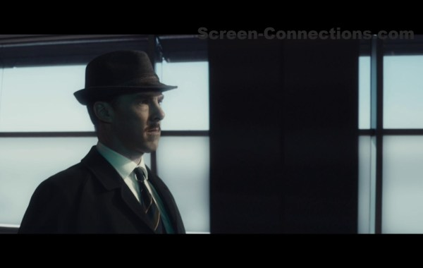 the courier blu ray review 2021