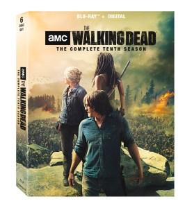 the walking dead season 10 blu ray
