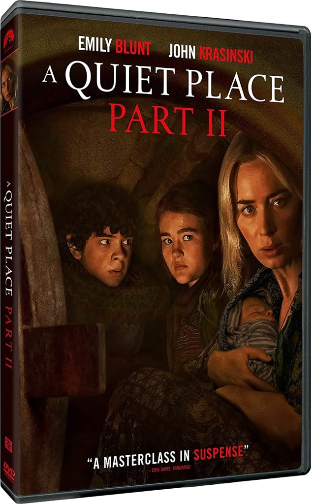 'A Quiet Place Part II'; Arrives On Digital July 13 & On 4K Ultra HD, Blu-ray & DVD July 27, 2021 From Paramount 9