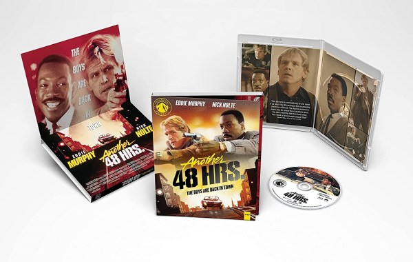 another 48 hrs blu ray review