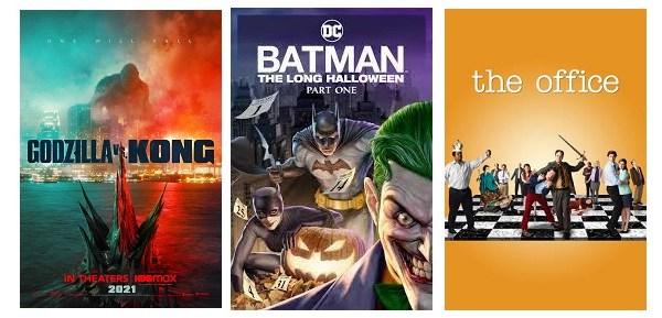 DEG Watched At Home Top 20 List For 07/01/21: Godzilla Vs. Kong, Batman: The Long Halloween - Part 1 10
