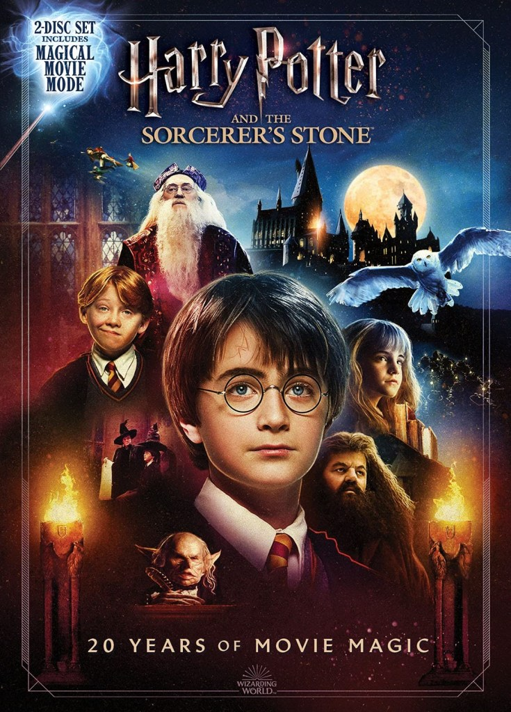 'Harry Potter And The Sorcerer's Stone' Magical Movie Mode; Arrives On Blu-ray, DVD & Digital August 17, 2021 From Warner Bros 5
