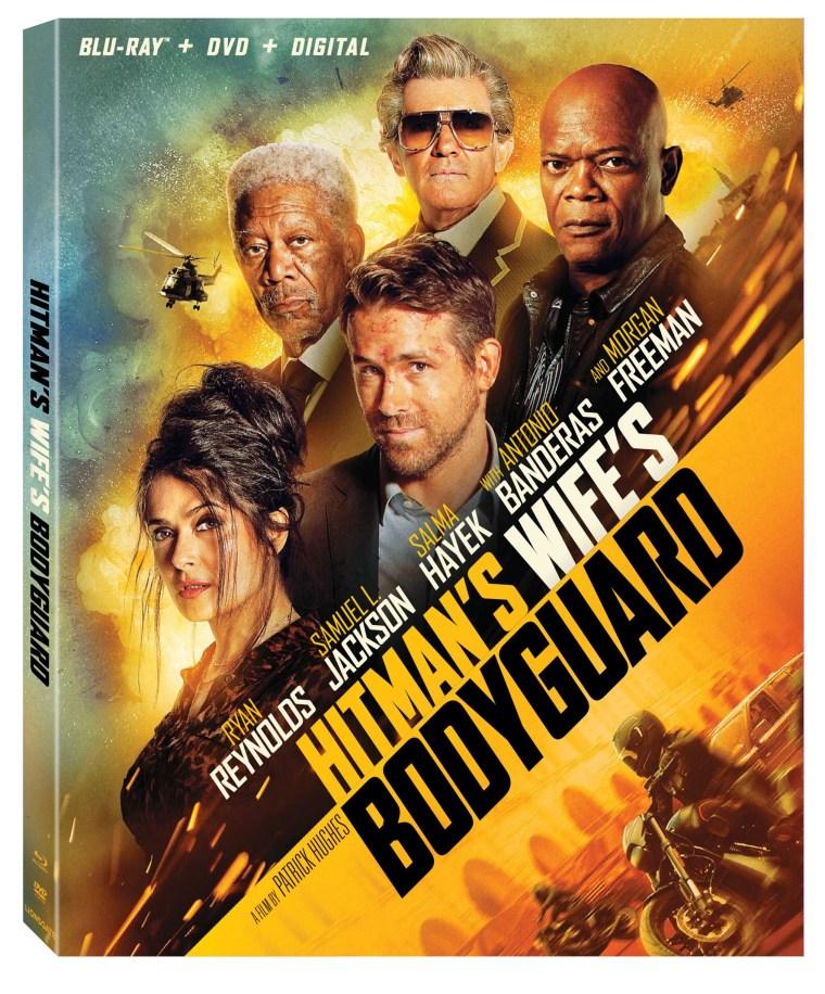'Hitman's Wife's Bodyguard'; Arrives On Digital July 23 & On 4K Ultra HD, Blu-ray & DVD August 17, 2021 From Lionsgate 9