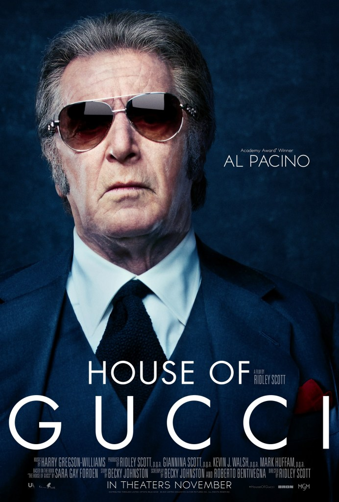 'House Of Gucci'; The First Trailer & 5 Character Posters For Ridley Scott's Star Studded Film Have Arrived 10