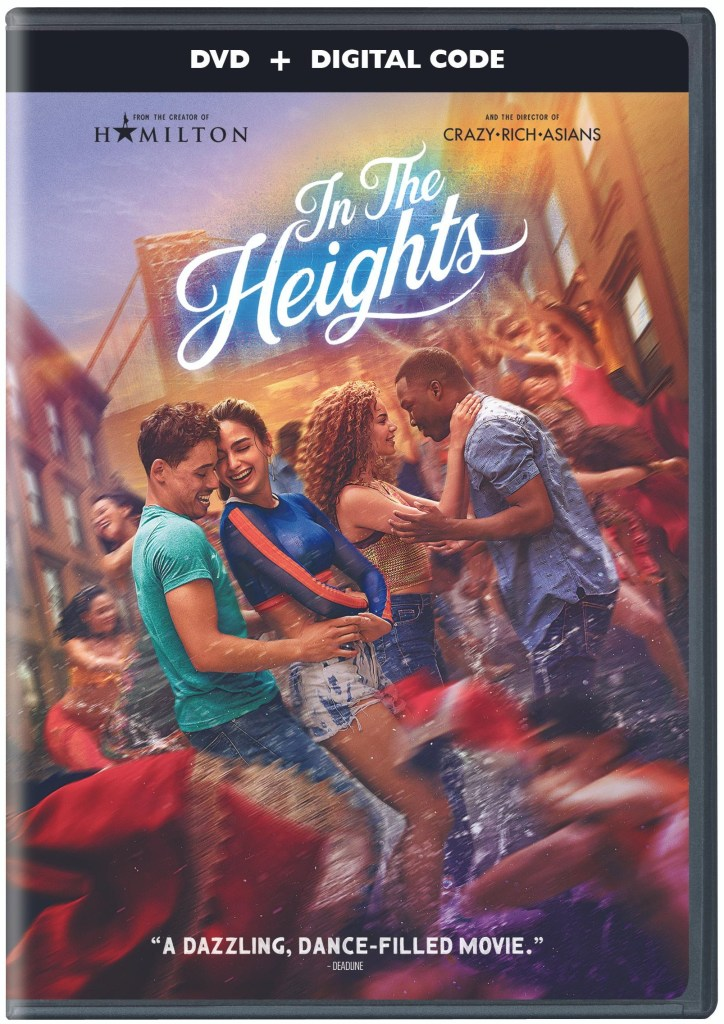 'In The Heights'; Arrives On Digital July 30 & On 4K Ultra HD, Blu-ray & DVD August 31, 2021 From Warner Bros 6