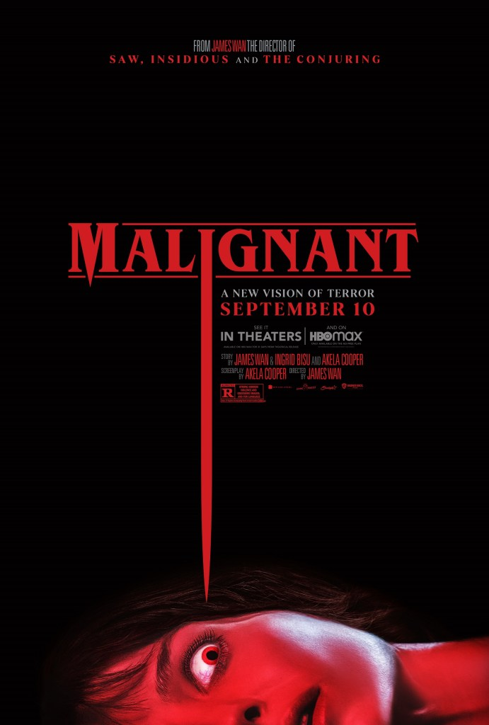 'Malignant'; The Creepy First Trailer & Poster For James Wan's New Horror Film Have Arrived 2