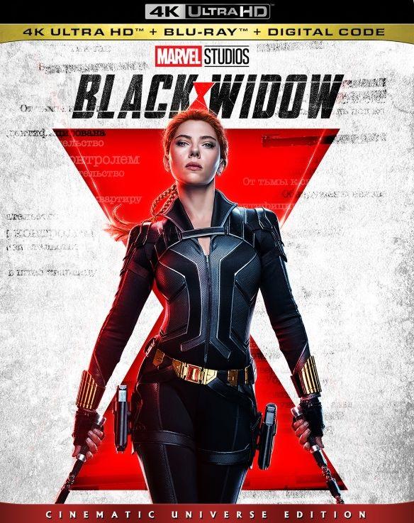 'Black Widow'; Arrives On Digital August 10 & On 4K Ultra HD, Blu-ray & DVD September 14, 2021 From Marvel Studios 8