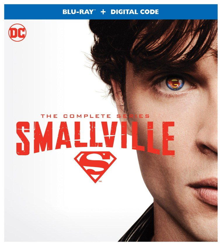 'Smallville: The Complete Series' 20th Anniversary Edition; Arrives On Blu-ray October 19, 2021 From DC - Warner Bros 2