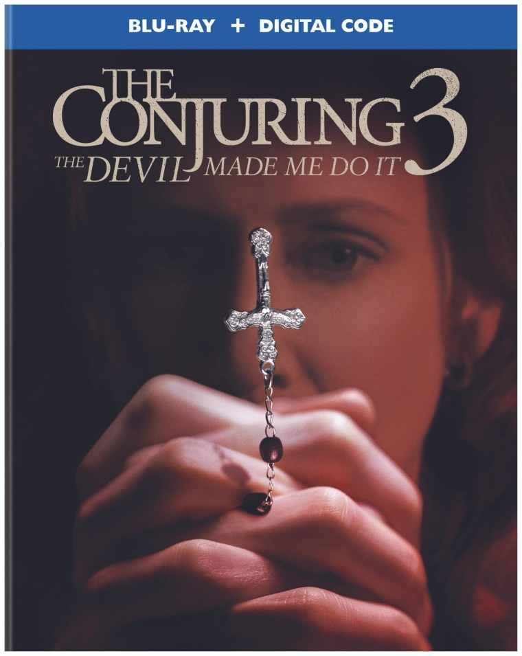 'The Conjuring: The Devil Made Me Do It'; Arrives On Digital July 23 & On 4K Ultra HD, Blu-ray & DVD August 24, 2021 From Warner Bros 7