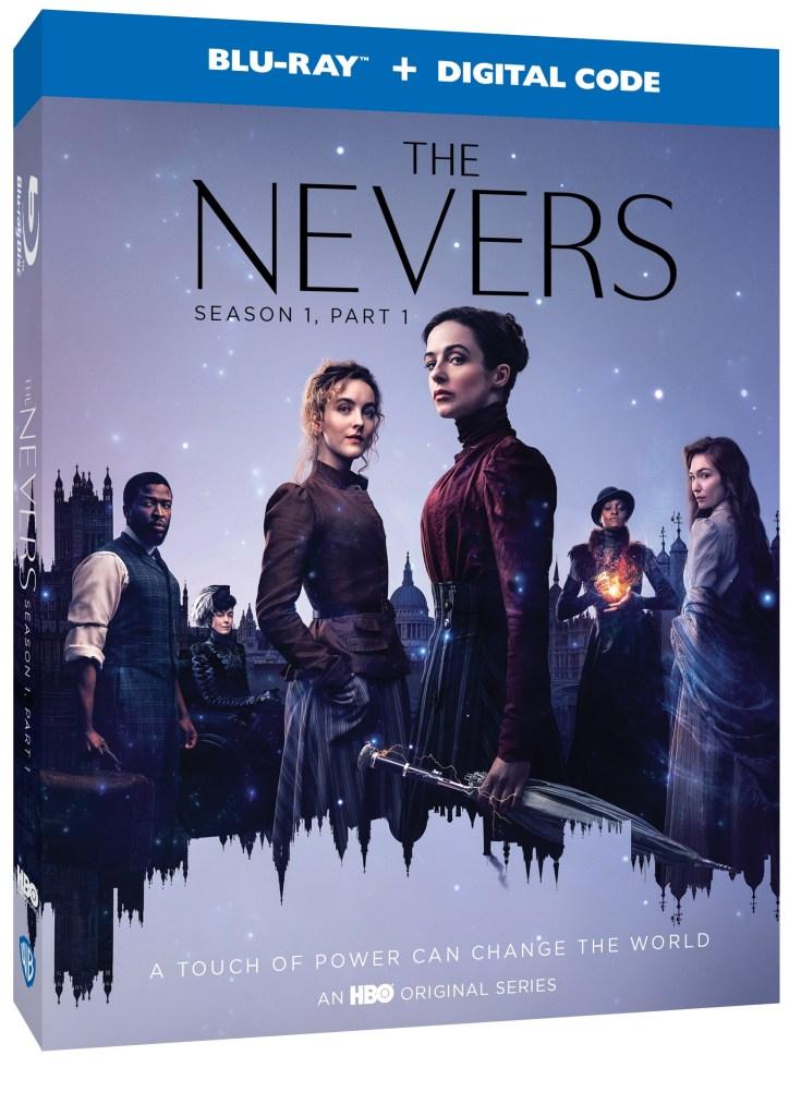 the nevers season 1 part 1 blu ray