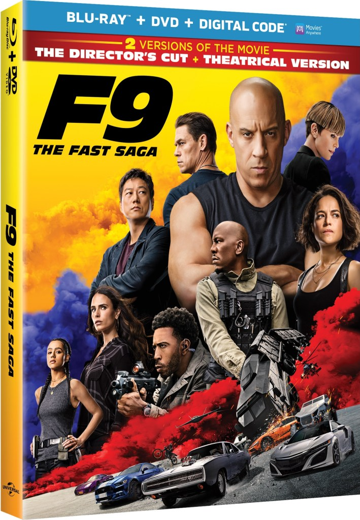 'F9: The Fast Saga' The Director's Cut; Arrives On Digital September 7 & On 4K Ultra HD, Blu-ray & DVD September 21, 2021 From Universal 13