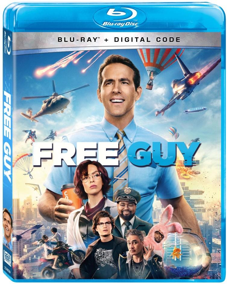 'Free Guy'; Arrives On Digital September 28 & On 4K Ultra HD, Blu-ray & DVD October 12, 2021 From 20th Century Studios 5