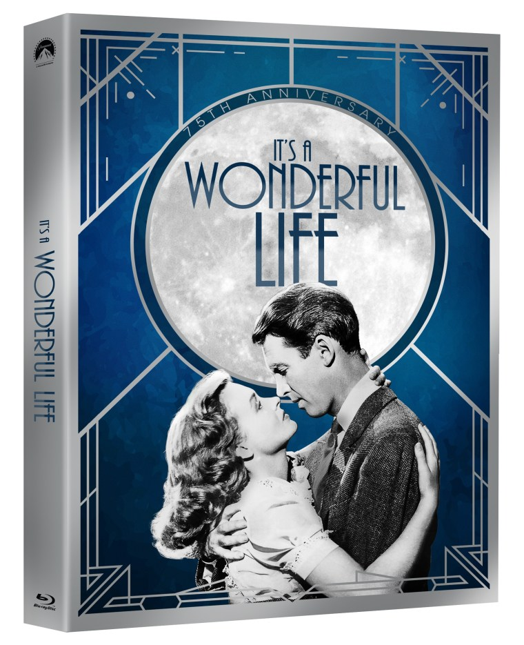 'It's A Wonderful Life'; 75th Anniversary Limited Edition Blu-ray Arrives November 16, 2021 From Paramount 2