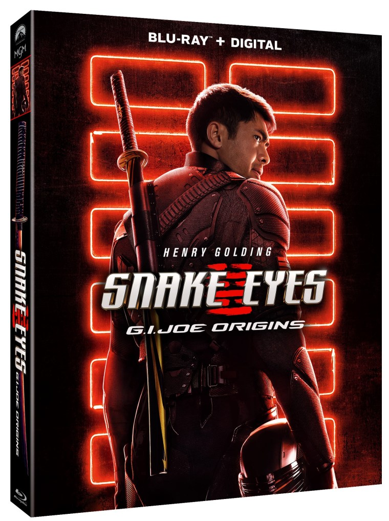 'Snake Eyes: G.I. Joe Origins'; Arrives On PVOD & Digital August 17 & On 4K Ultra HD, Blu-ray & DVD October 19, 2021 From Paramount 9