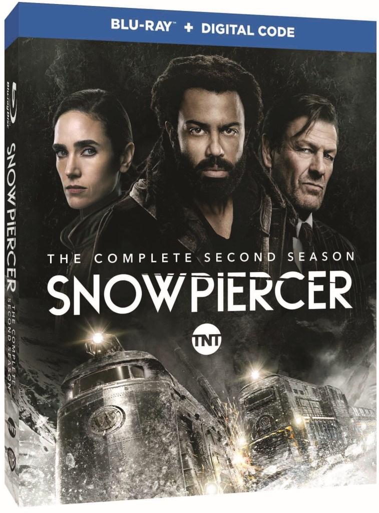 snowpiercer season 2 blu ray