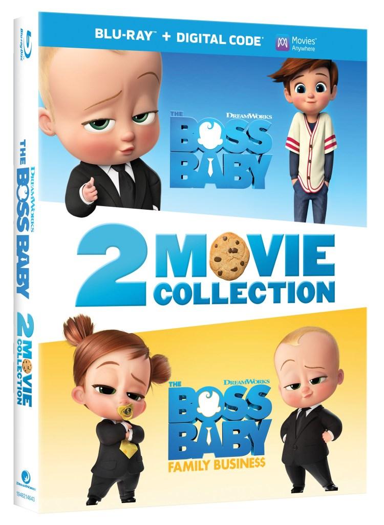 'The Boss Baby: Family Business'; Arrives On Digital August 31 & On 4K Ultra HD, Blu-ray & DVD September 14, 2021 From DreamWorks - Universal 11