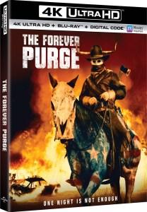 forever purge blu ray