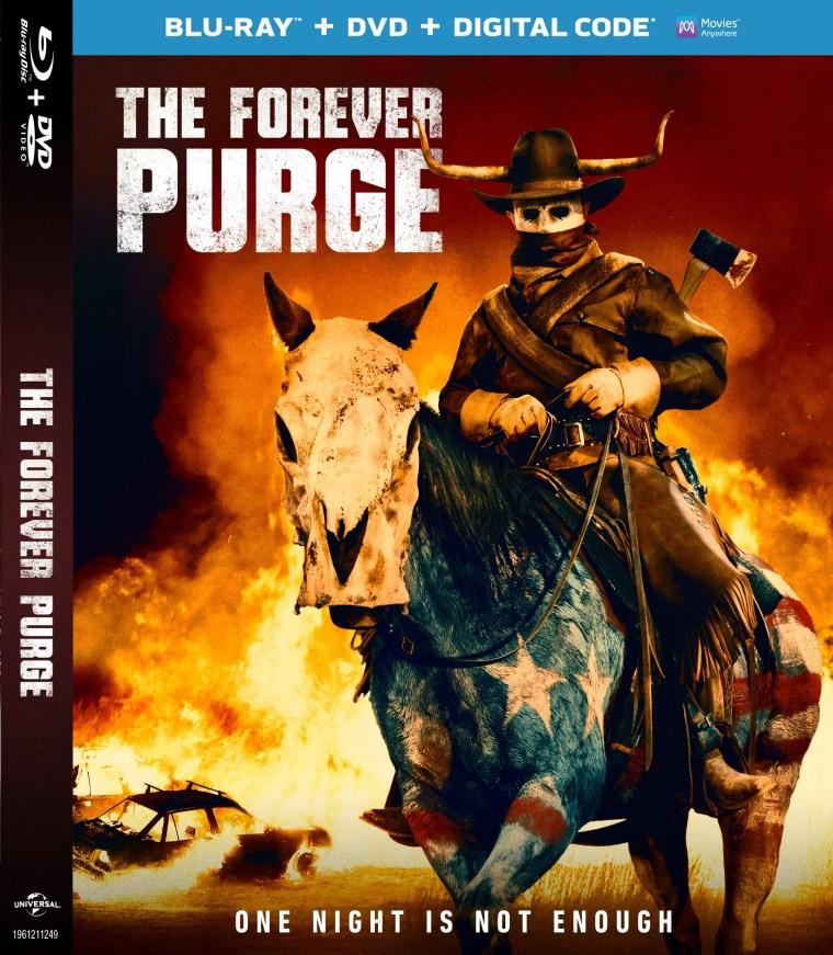 'The Forever Purge'; Arrives On Digital September 14 & On 4K Ultra HD, Blu-ray & DVD September 28, 2021 From Universal 6