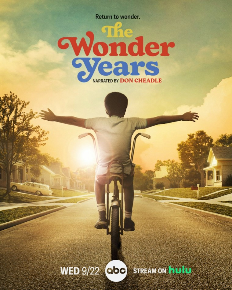 'The Wonder Years'; The Full Trailer & Key Art For The New Series Take You Back To 1968 2