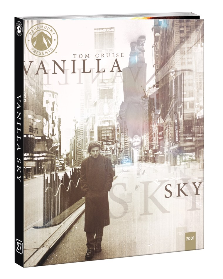 'Vanilla Sky'; Arrives On Blu-ray Newly Remastered November 16, 2021 As Part Of The Paramount Presents Line From Paramount 2