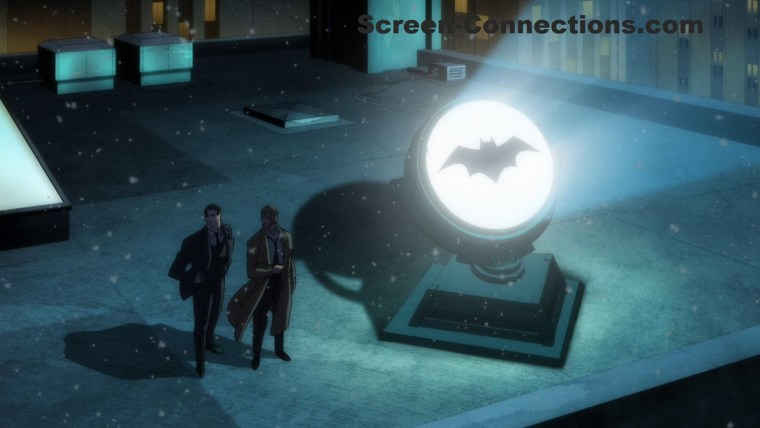 [Blu-Ray Review] 'Batman: The Long Halloween – Part 2'; Available On Blu-ray August 10, 2021 From DC – Warner Bros 13