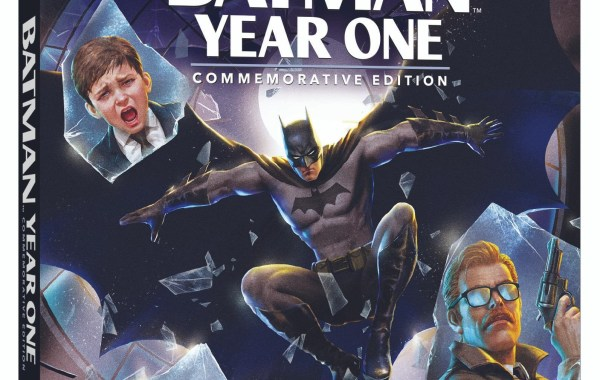 batman year one, 4k, Commemorative Edition