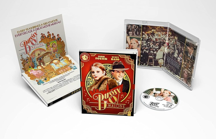 bugsy malone paramount presents blu ray review