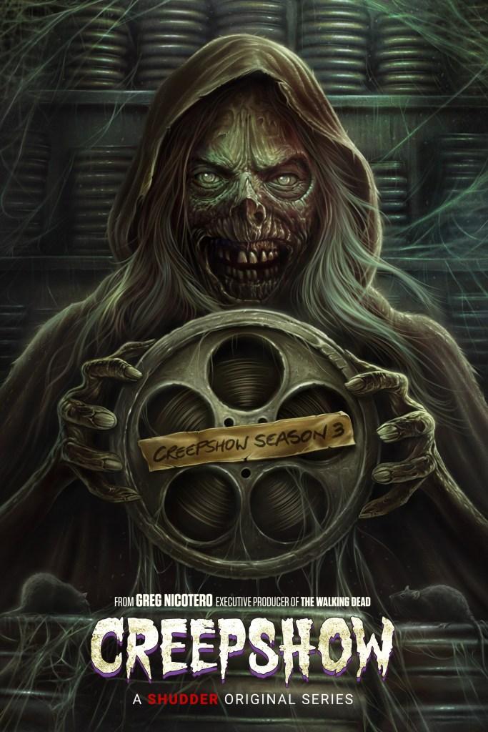 'Creepshow: Season 3'; The Trailer & Key Art For The Upcoming Season Tease 12 New Tales Of Terror! 2