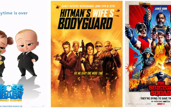 DEG Watched At Home Top 20 List For 09/23/21: The Boss Baby: Family Business, The Suicide Squad 10