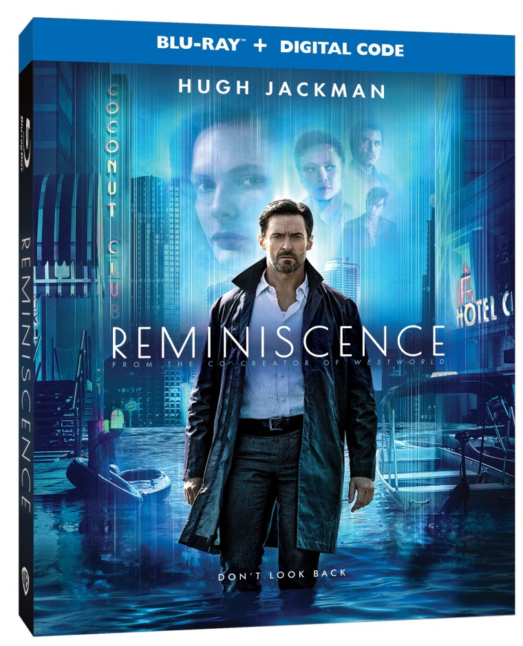 'Reminiscence'; Arrives On Digital October 1 & On 4K Ultra HD, Blu-ray & DVD November 9, 2021 From Warner Bros 3