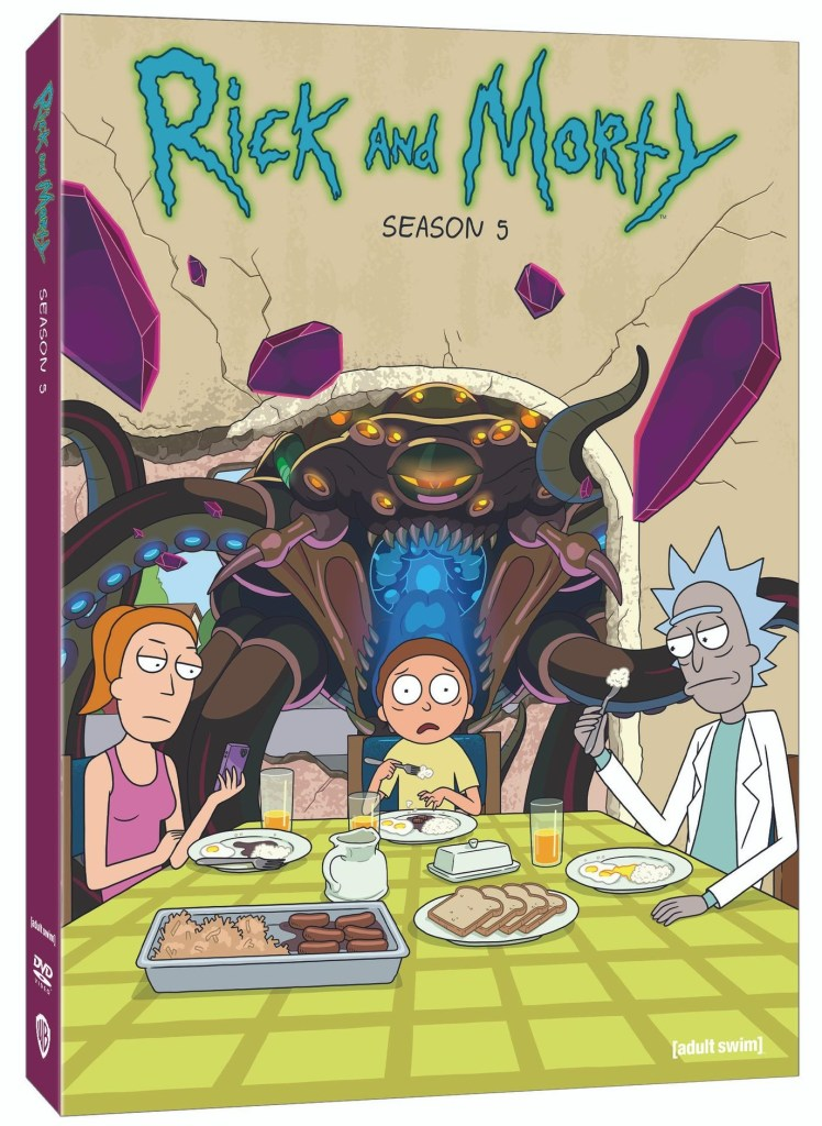 'Rick And Morty: Season 5'; Arrives On Blu-ray & DVD December 7, 2021 From Warner Bros 4