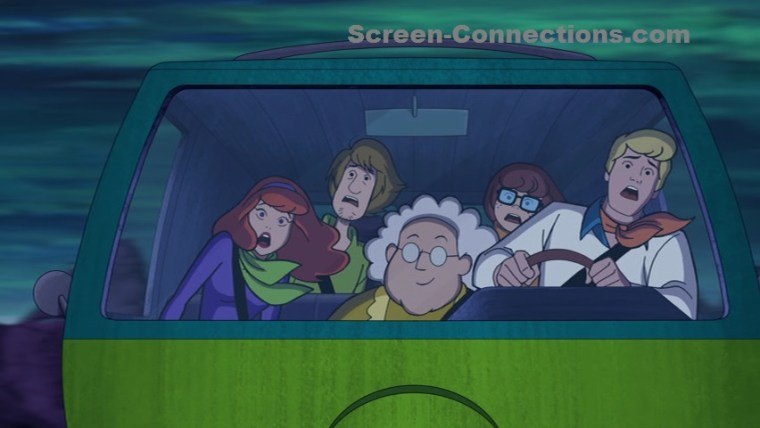 [DVD Review] 'Straight Outta Nowhere: Scooby-Doo Meets Courage The Cowardly Dog'; Available On DVD & Digital September 14, 2021 From Warner Bros 9