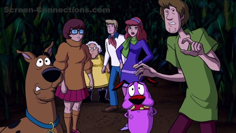 [DVD Review] 'Straight Outta Nowhere: Scooby-Doo Meets Courage The Cowardly Dog'; Available On DVD & Digital September 14, 2021 From Warner Bros 10