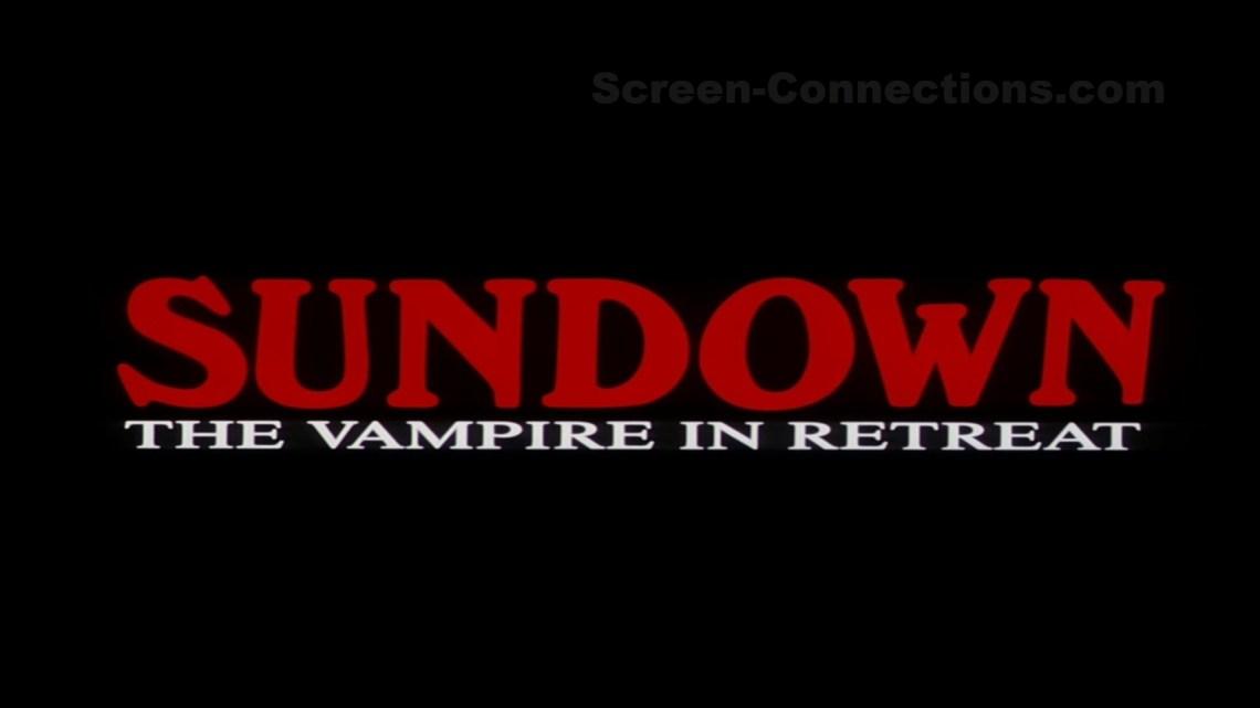 sundown the vampire in retreat, vestron video, blu ray review