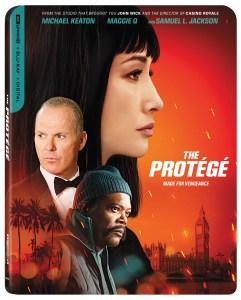 the protege, 4k ultra hd, blu ray, dvd
