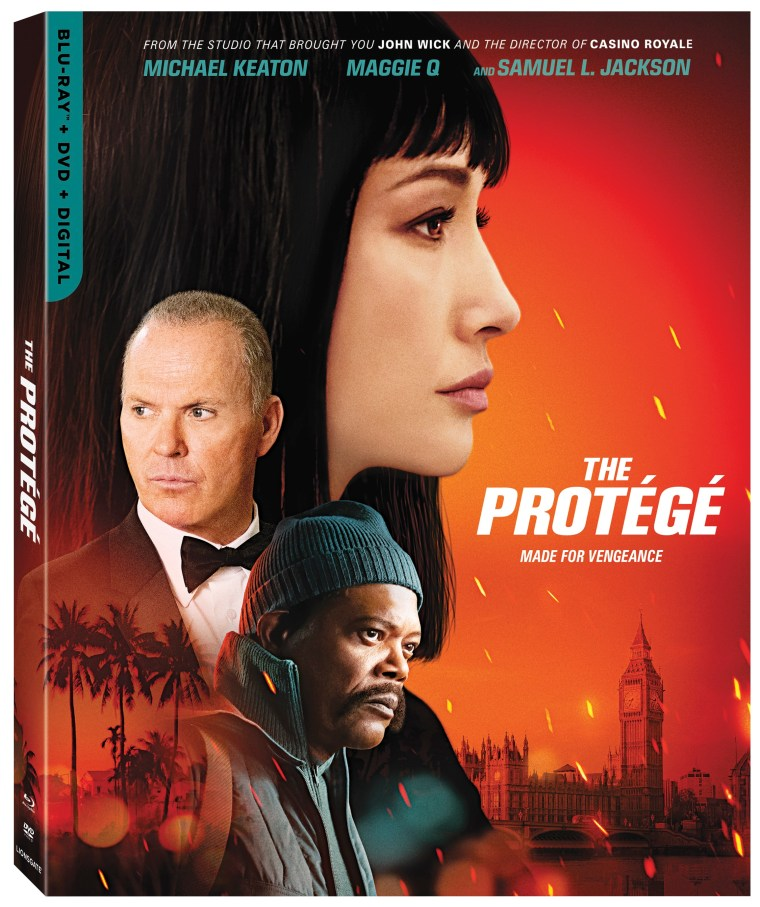 'The Protege'; Arrives On Digital September 21 & On 4K Ultra HD, Blu-ray & DVD October 19, 2021 From Lionsgate 7