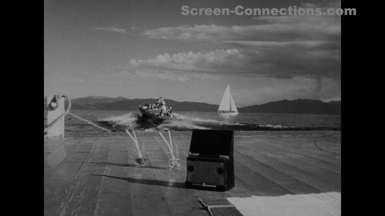 [Blu-Ray Review] 'A Place In The Sun' (1951) (Paramount Presents); Now Available From Paramount 12