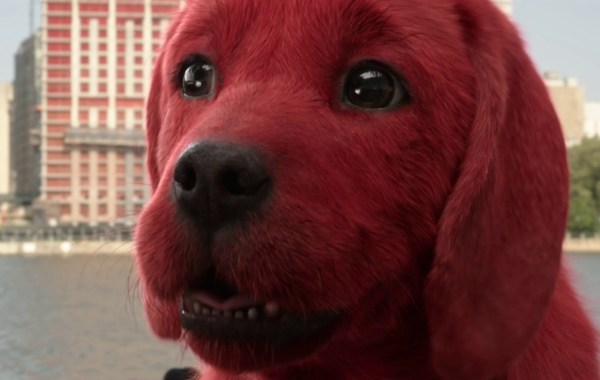 clifford the big red dog, trailer, poster