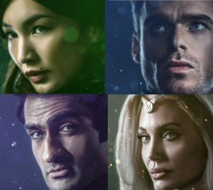 eternals character posters