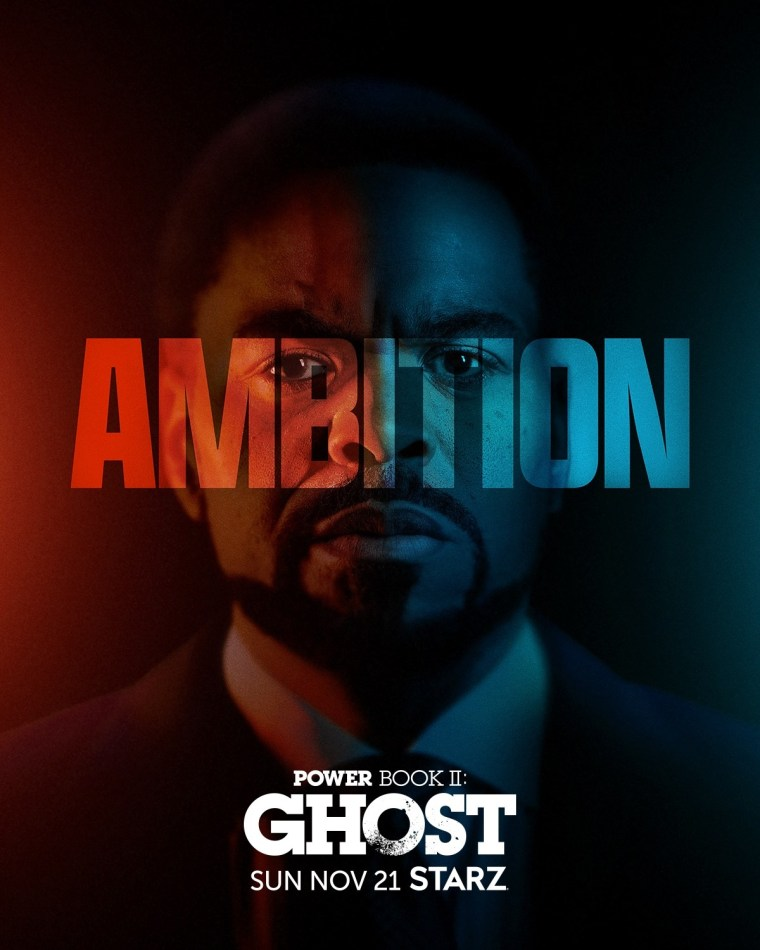 'Power Book II: Ghost' Season 2; The Full Trailer & 6 Posters For The New Season Tease What's To Come 9