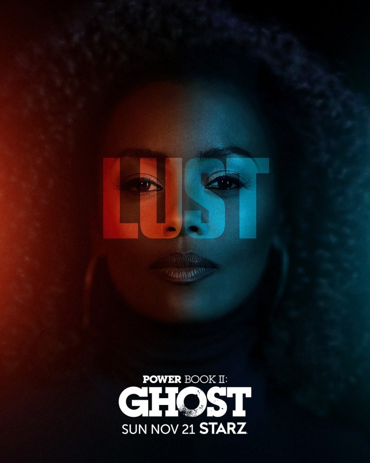 'Power Book II: Ghost' Season 2; The Full Trailer & 6 Posters For The New Season Tease What's To Come 12